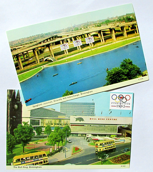 birmingham olympics 1992
