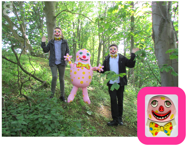 Mr Blobby masks nostalgia