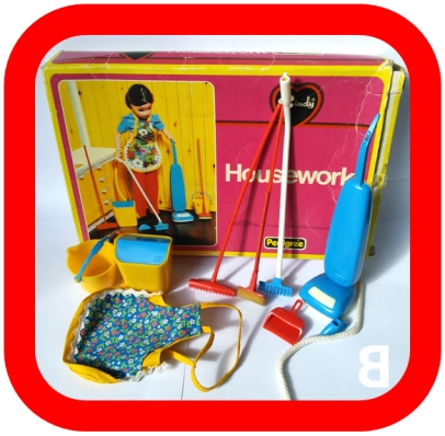 sindy housework back catalogue dot blog comedy nostalgia
