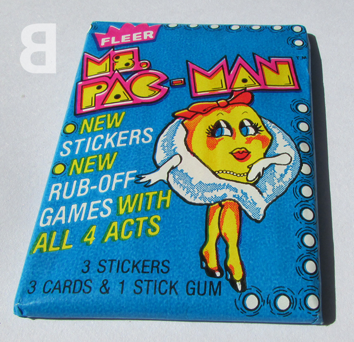 unboxing ms pac-man back catalogue 1a
